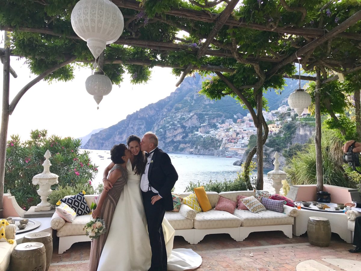 Nathalie and Benjamin Wedding in Positano Italy (10)