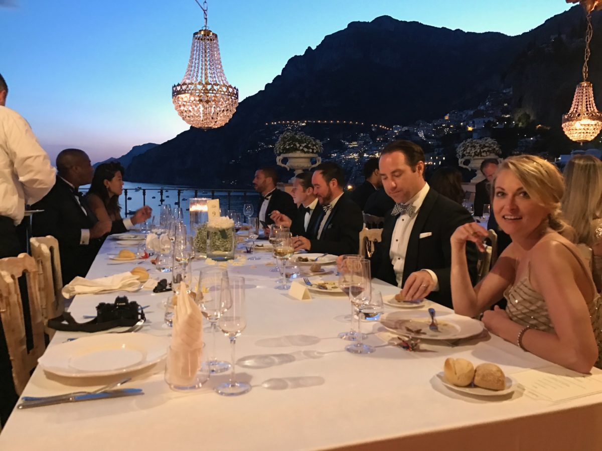 Nathalie and Benjamin Wedding in Positano Italy (14)