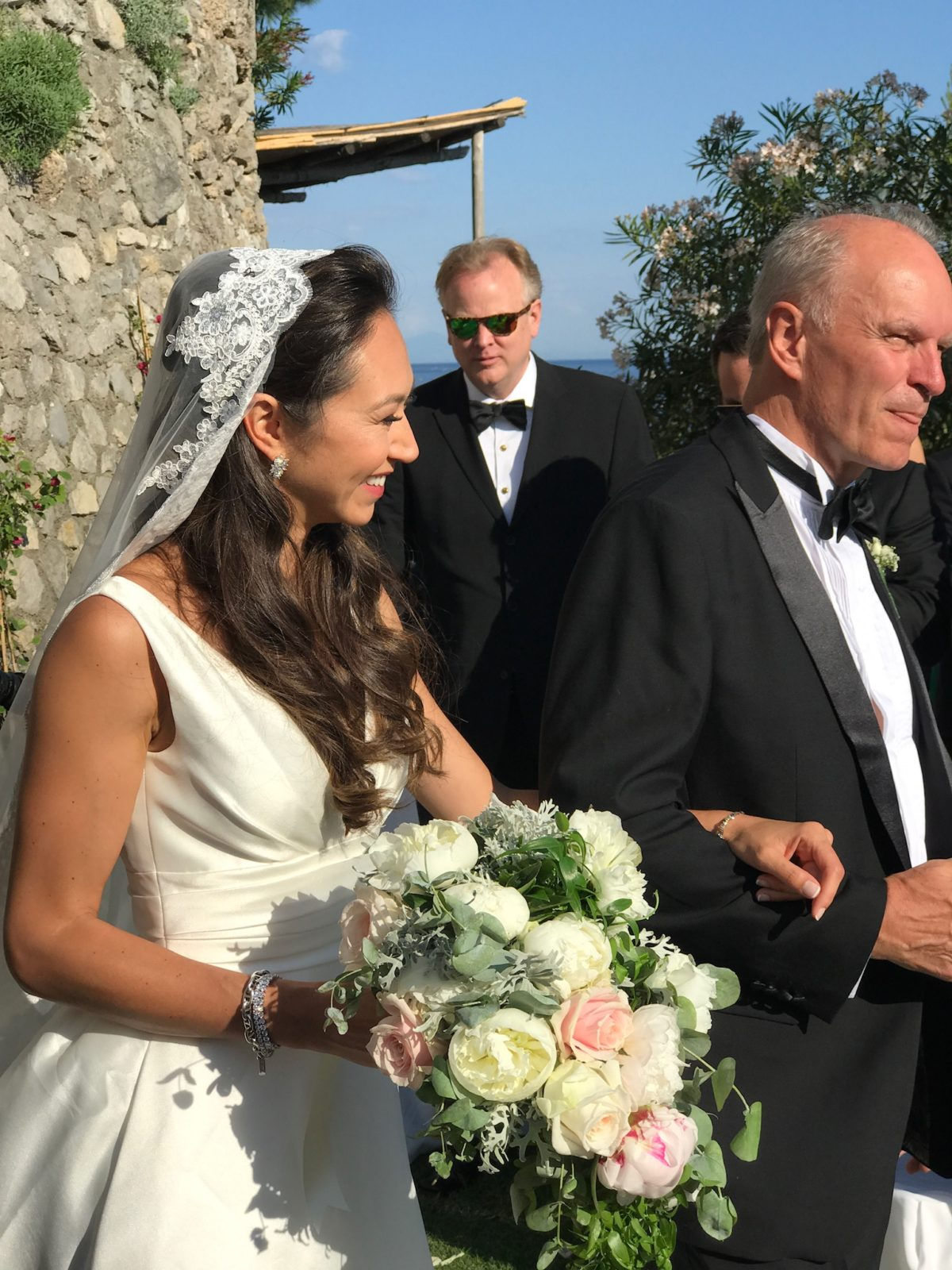 Nathalie and Benjamin Wedding in Positano Italy (17)