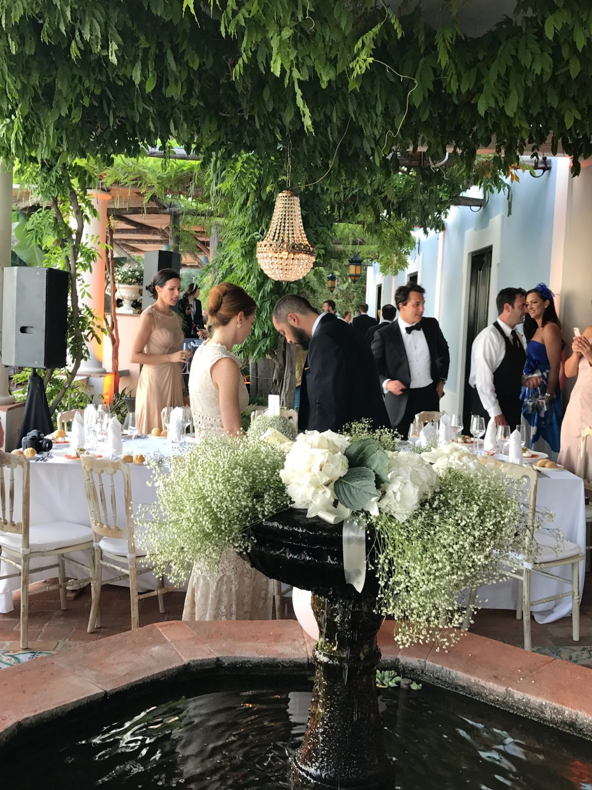Nathalie and Benjamin Wedding in Positano Italy (31)