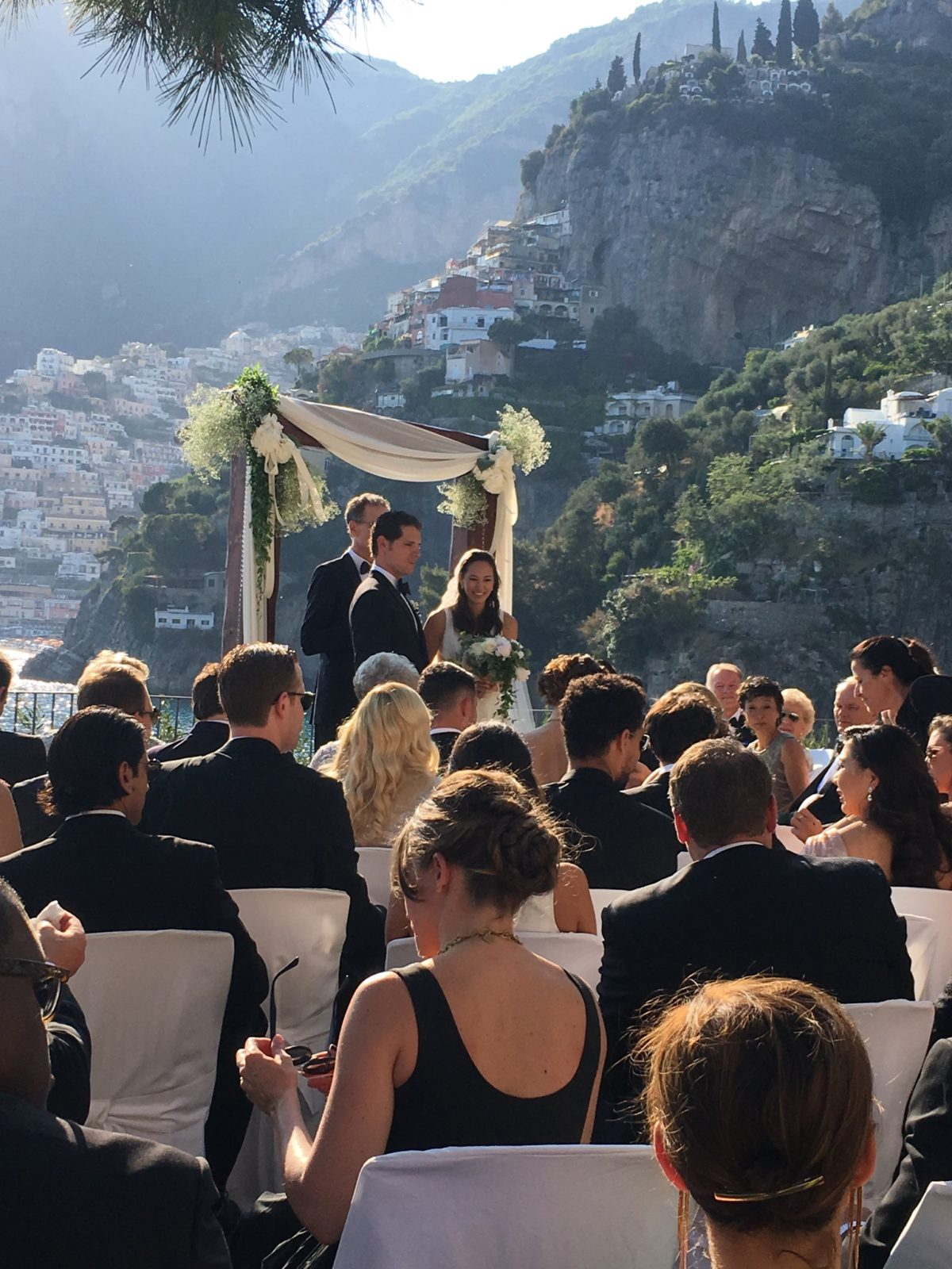 Nathalie and Benjamin Wedding in Positano Italy (4)