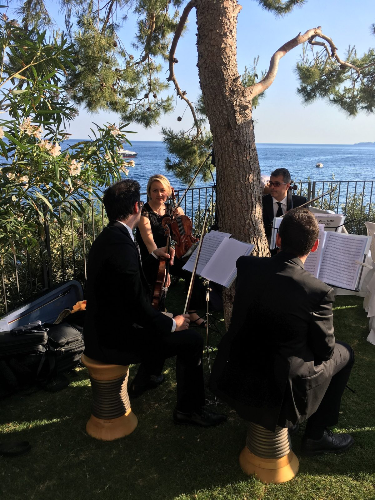 Nathalie and Benjamin wedding in Positano (14)