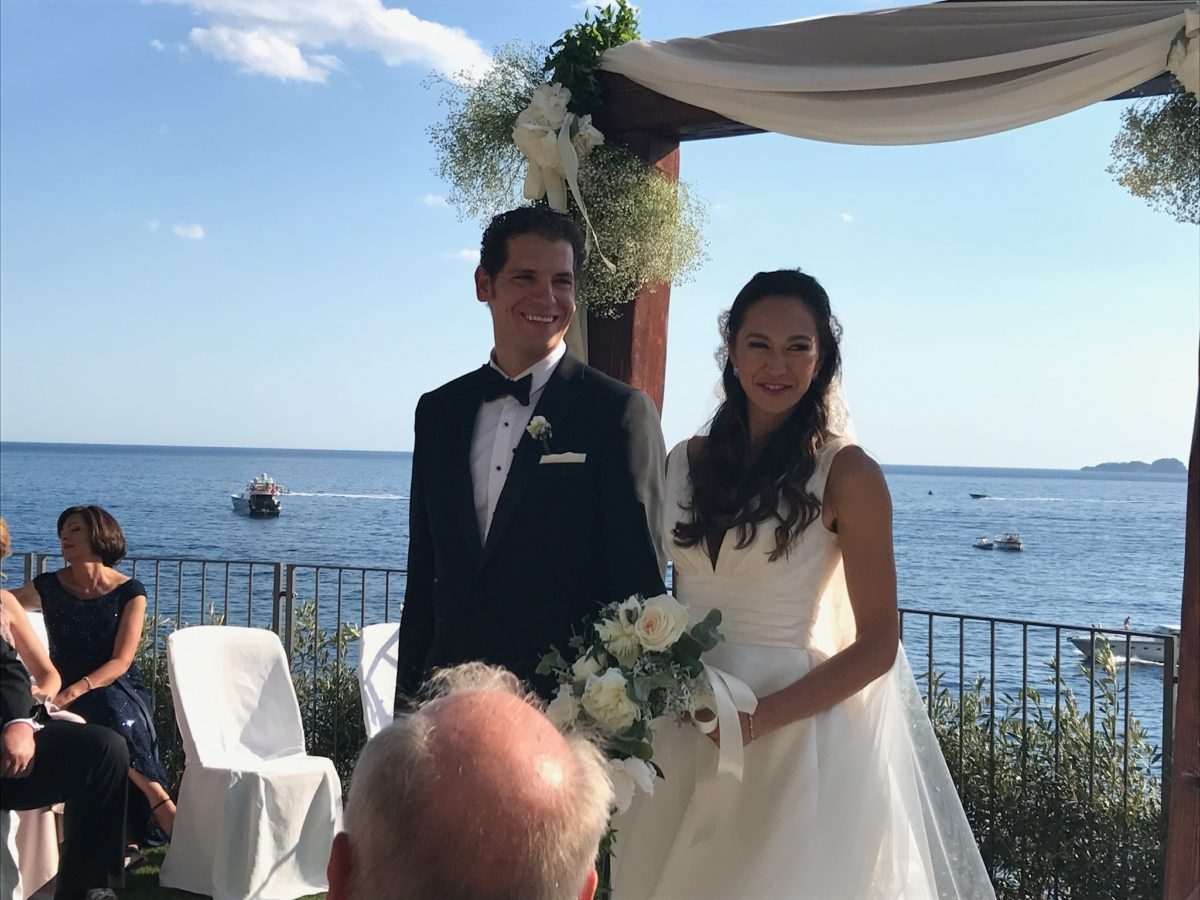 Nathalie and Benjamin wedding in Positano (16)