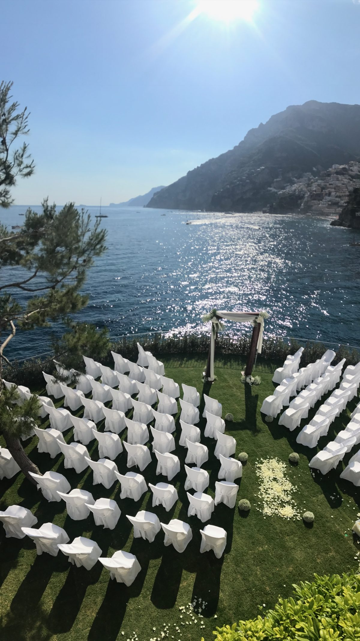 Nathalie and Benjamin wedding in Positano (20)