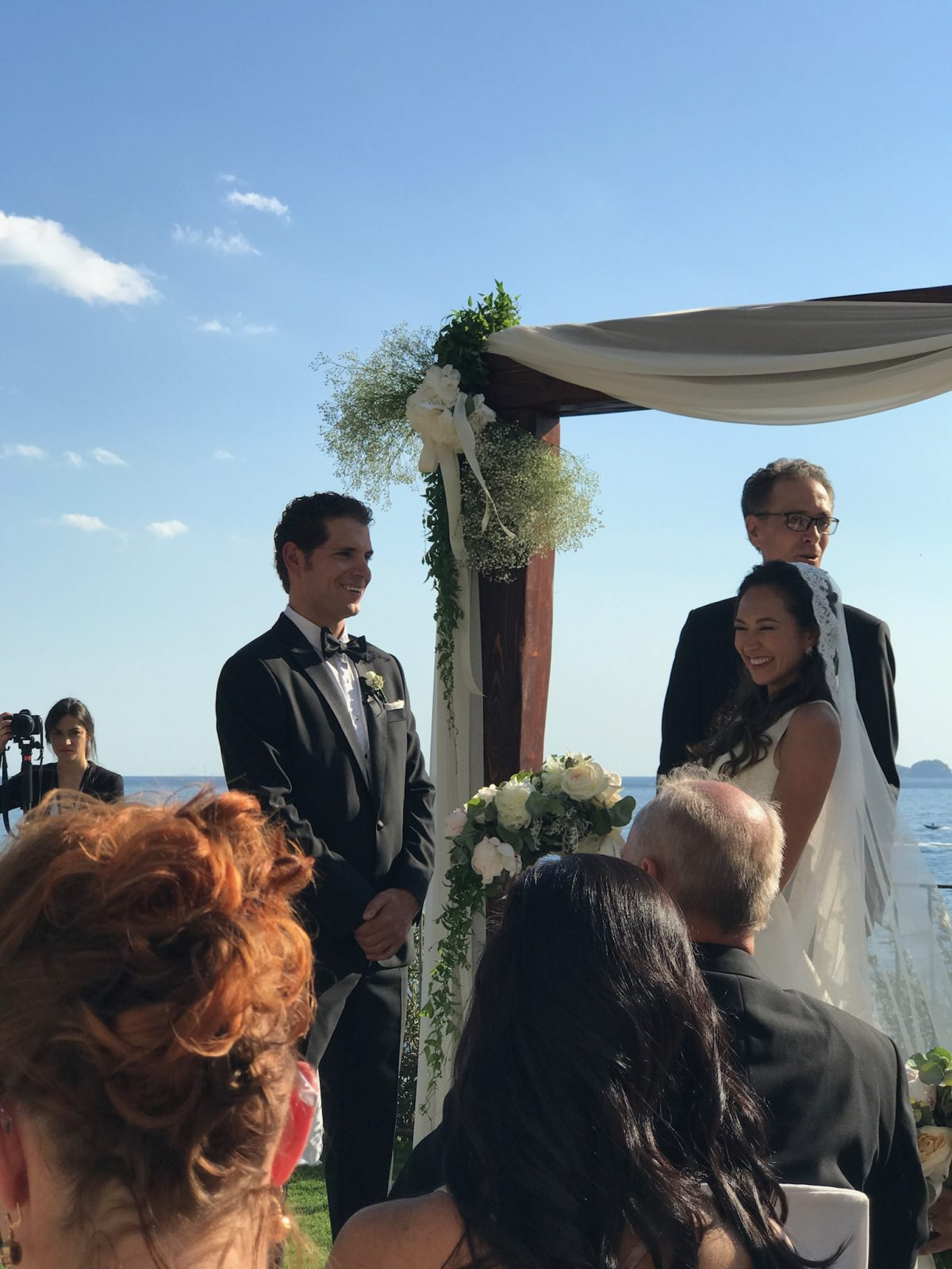 Nathalie and Benjamin wedding in Positano (3)