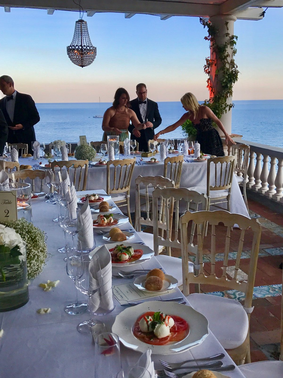 Nathalie and Benjamin wedding in Positano (4)