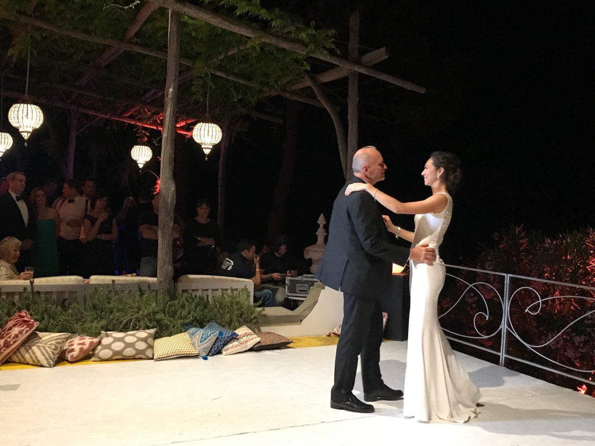 Nathalie and Benjamin wedding in Positano (6)