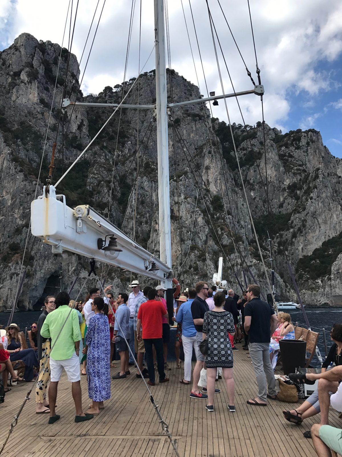 Nathalie and Benjamin wedding in Positano (9)