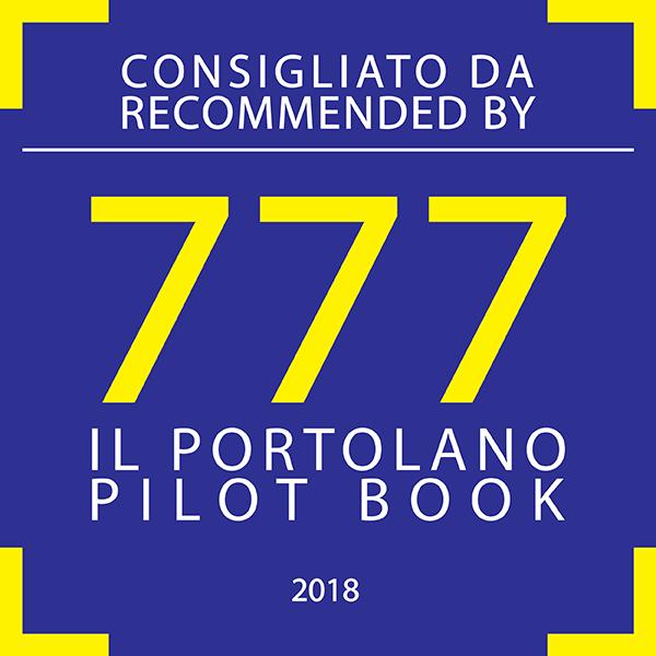 Recommended by Il Portolano Pilot Book