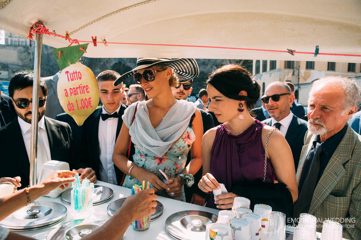 Stefania and Alessandro Wedding in Amalfi (17)