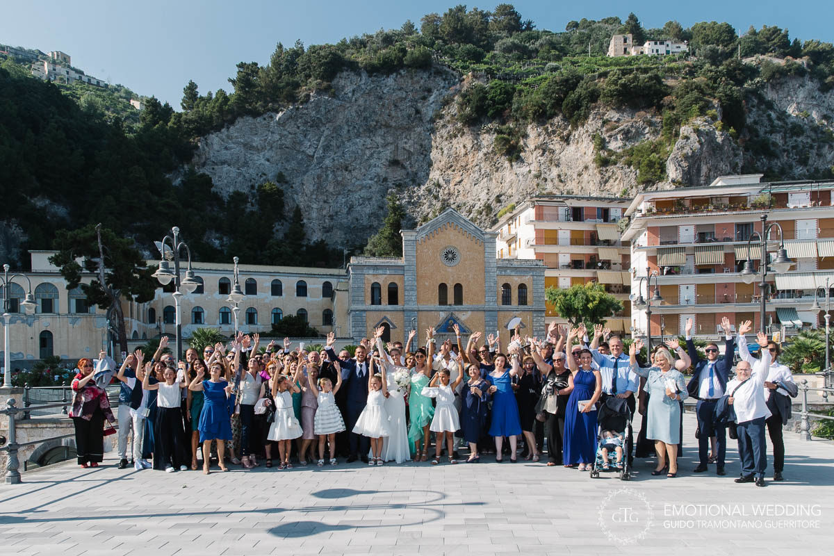 Stefania and Alessandro Wedding in Amalfi (18)
