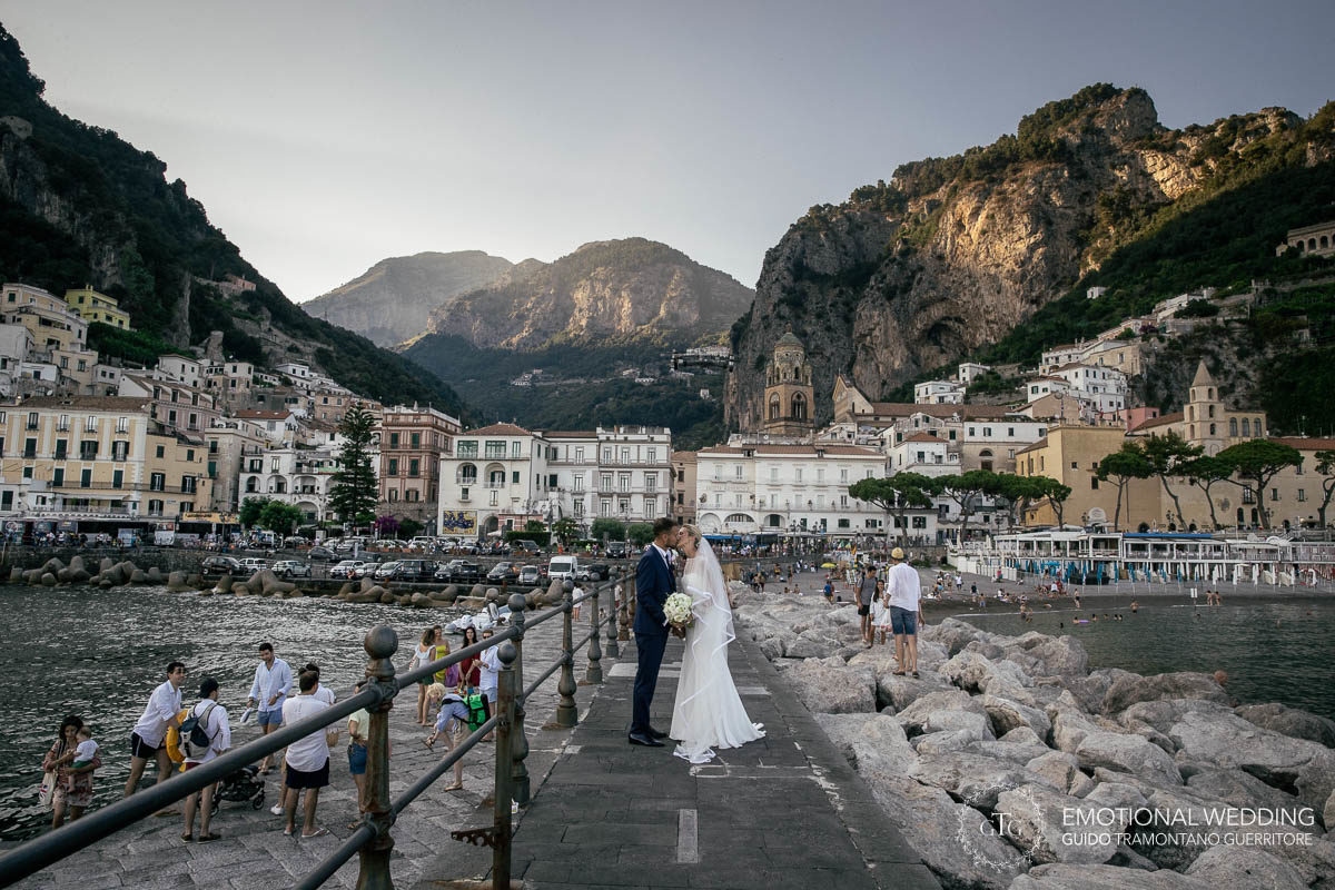 Stefania and Alessandro Wedding in Amalfi (23)