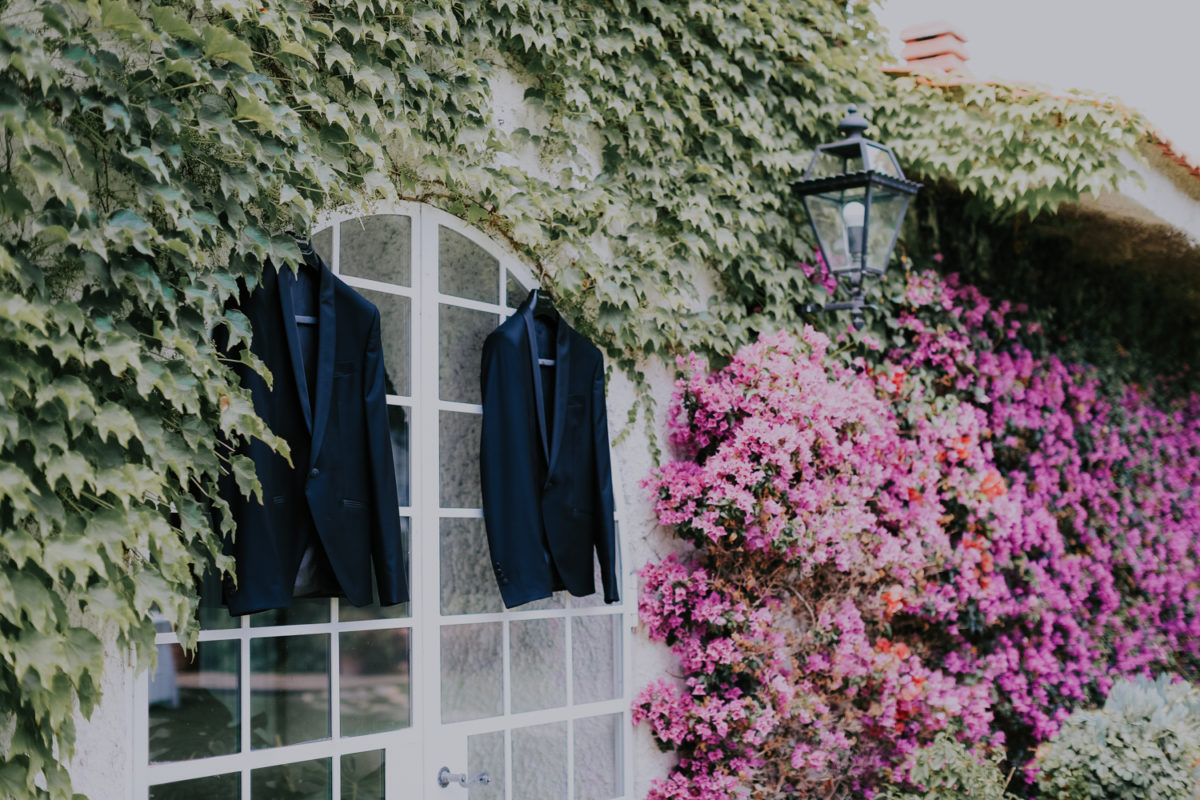 Alessandro and Diego - grooms wedding suits
