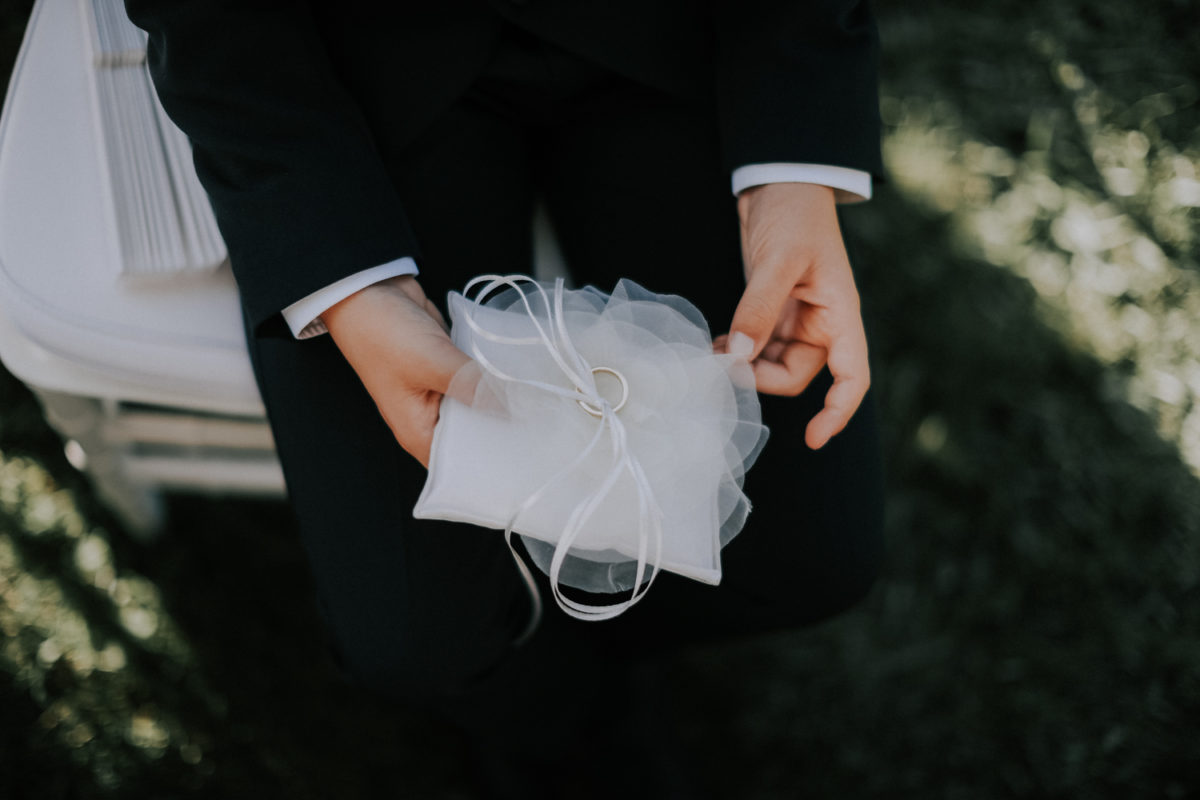 Alessandro and Diego - wedding bands