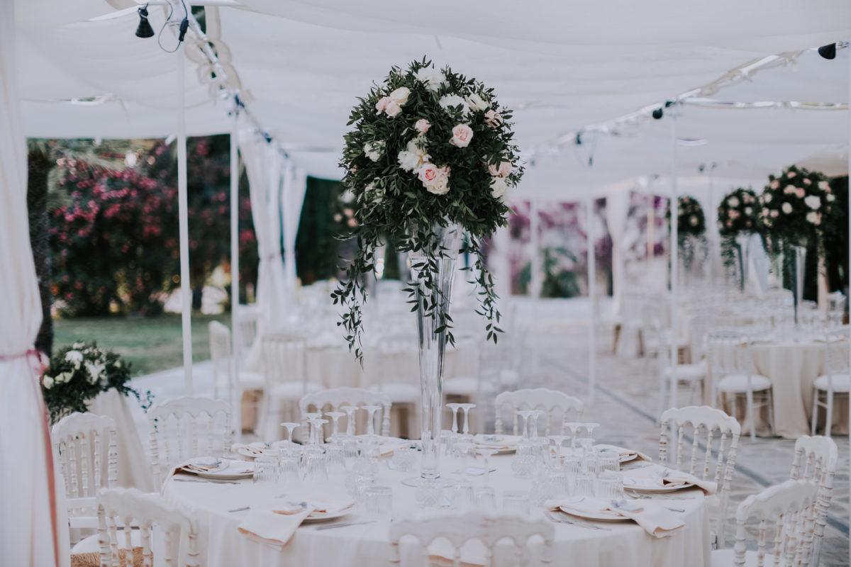 wedding reception seat