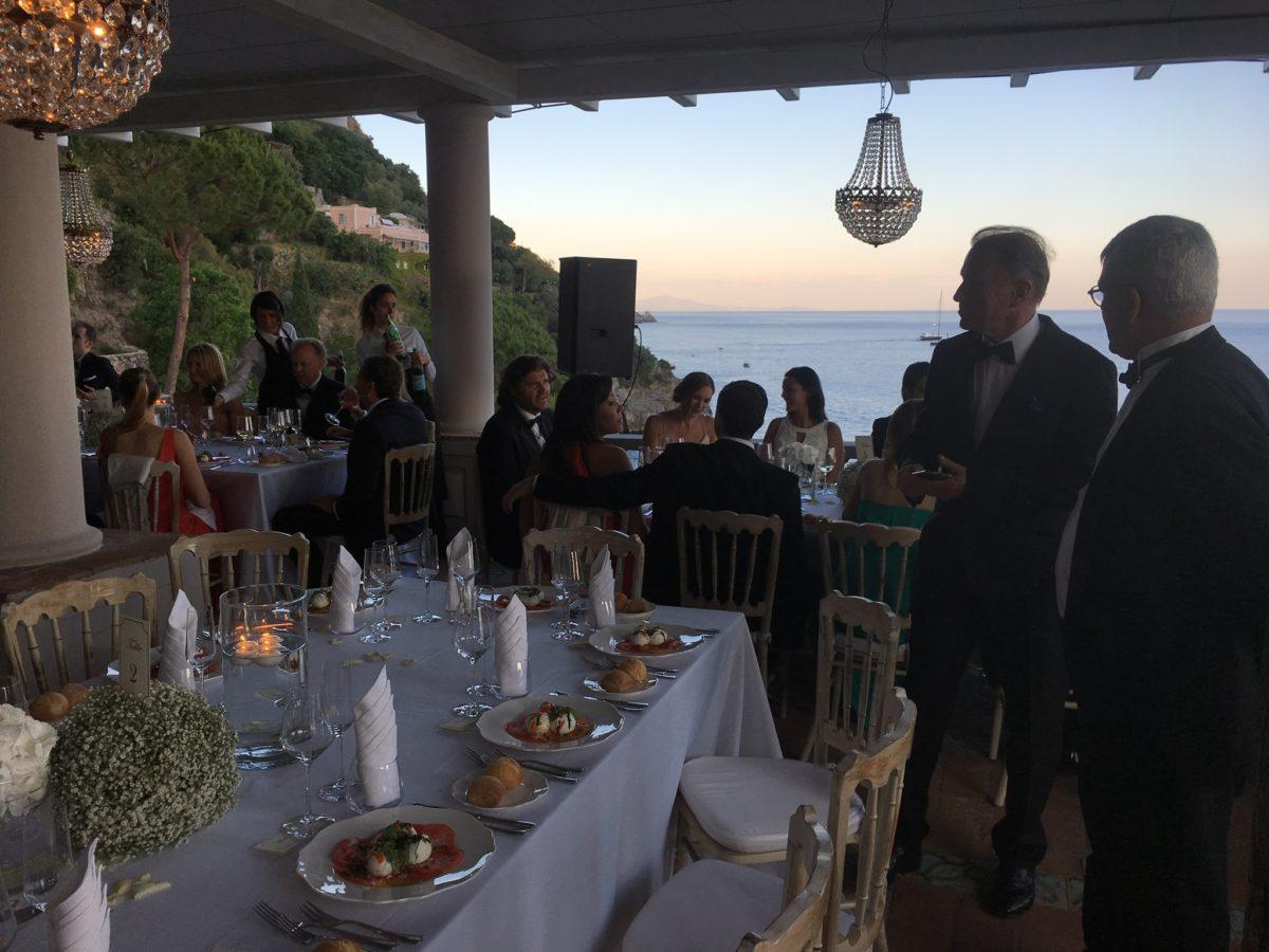 Nathalie and Benjamin Wedding in Positano Italy (2)