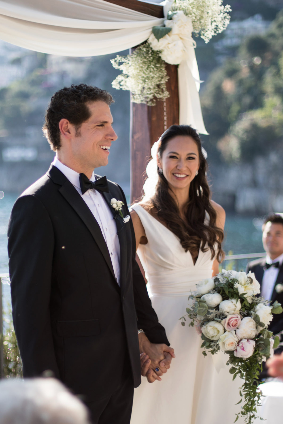 Nathalie and Benjamin Wedding in Positano Italy (29)