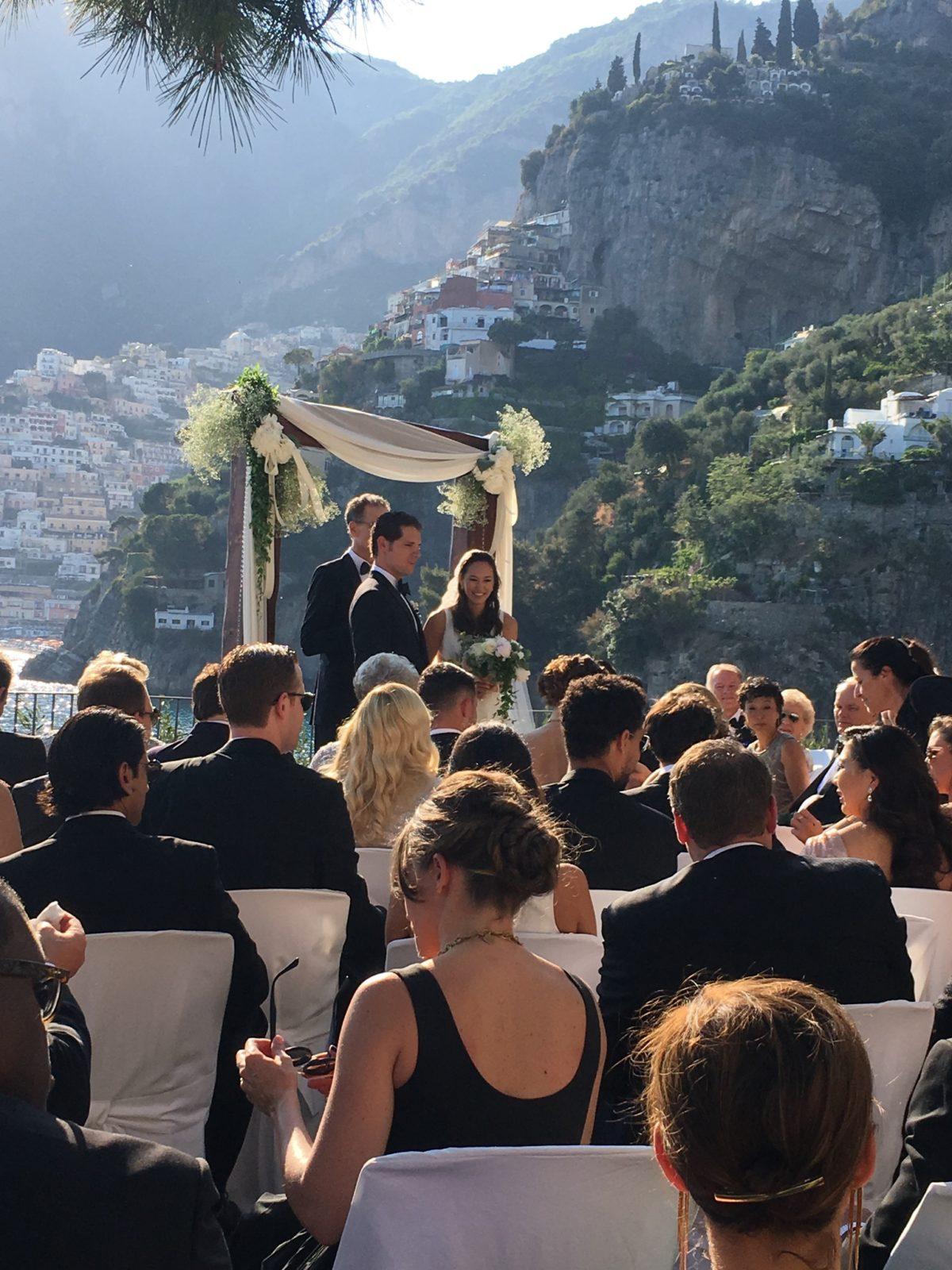 Nathalie and Benjamin Wedding in Positano Italy (4)