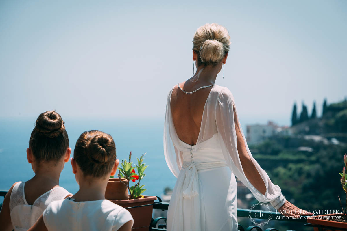 Stefania and Alessandro Wedding in Amalfi (10)