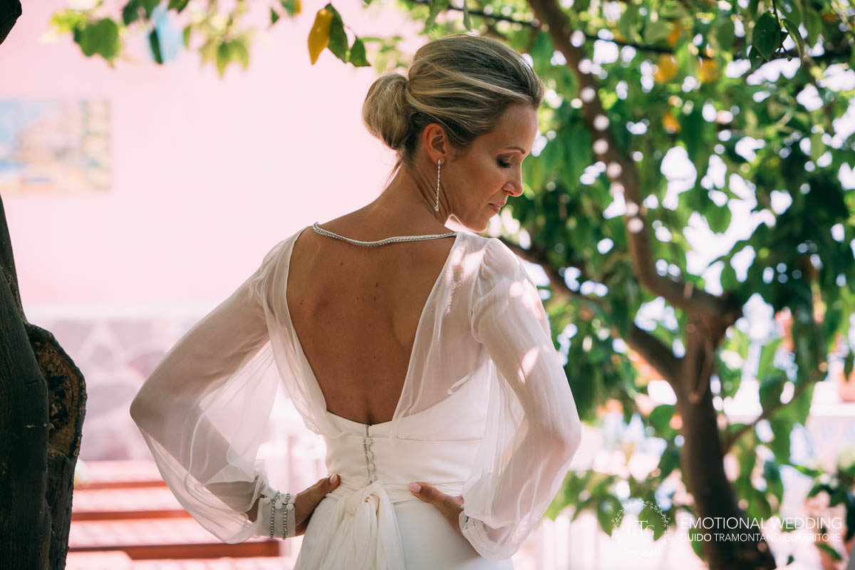 Stefania and Alessandro Wedding in Amalfi (11)
