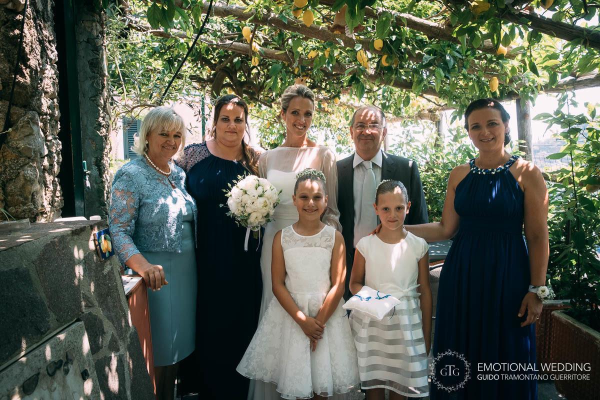 Stefania and Alessandro Wedding in Amalfi (12)