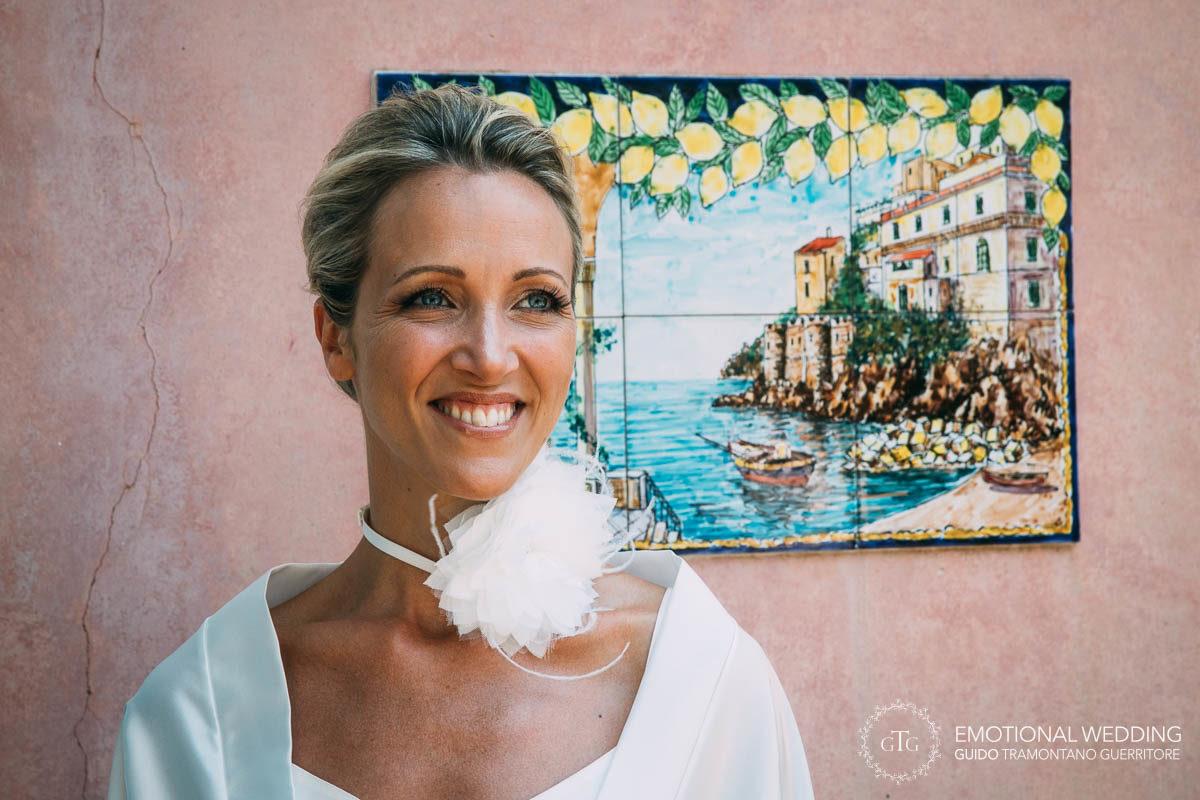 Stefania and Alessandro Wedding in Amalfi (7)