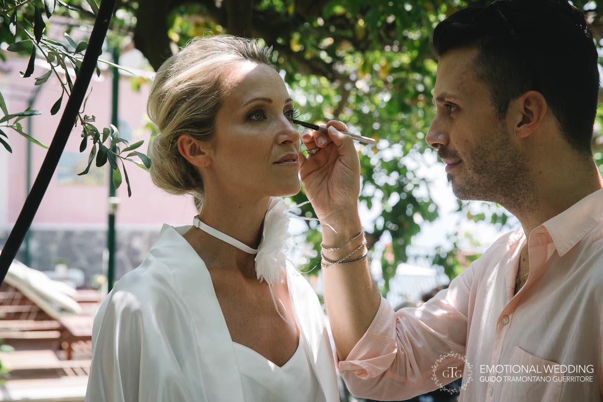 Stefania and Alessandro Wedding in Amalfi (8)